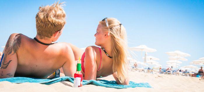 sunny beach rejser