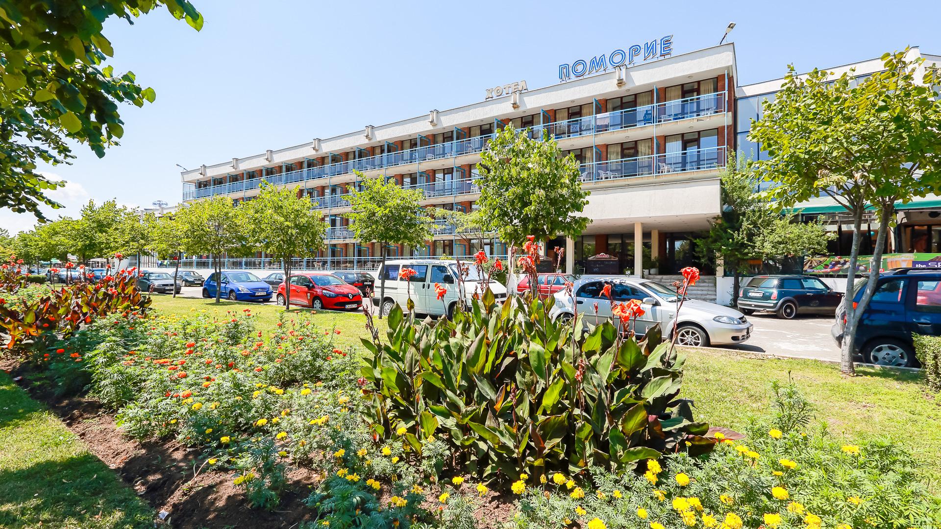 Hotel Pomorie, Sunny Beach - Indbydende og høj standard