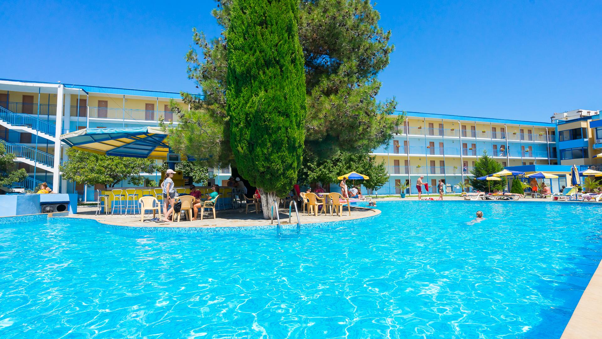 Hotel Azurro, Sunny Beach - Lækkert All-Inclusive Hotel